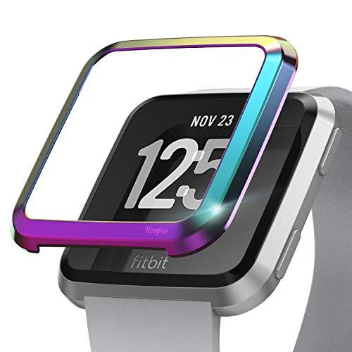 Ringke Bezel Styling Entwickelt für Fitbit Versa Hülle Cover (für Fitbit Versa Gesundheit Smartwatch) - FW-V-08 -