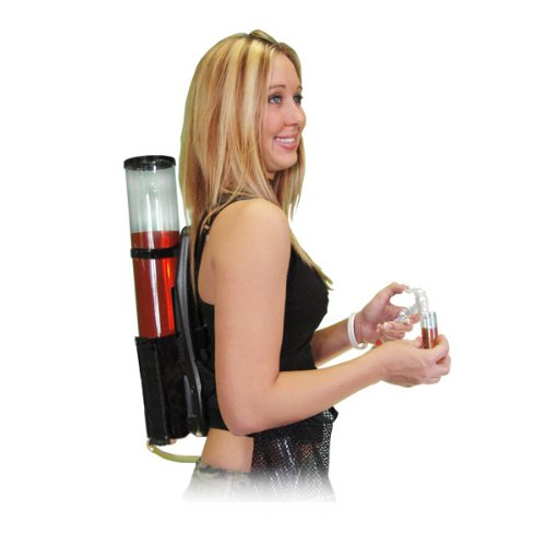 Backpack Drinks Dispenser - Zaino Distributore di birra e/o bevande
