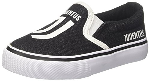 Juventus (Kids Shoes) Niños S19016/AZ Slip On Negro Size: 31 EU