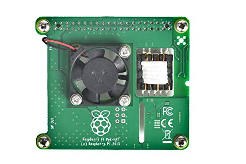 Raspberry - Scheda di espansione Poe per 3B+