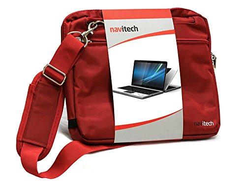 Navitech Schwarz Case / Cover Trage Tasche für das VERICO UniBook 11,6