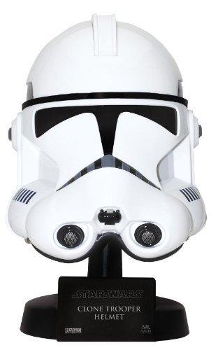 STAR WARS - Helm Clone Trooper - Miniatur- 20 cm scaled replica (Star Wars Clone Trooper Helm)