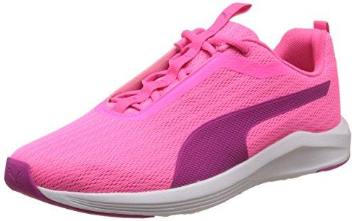 Puma Prowl Wn's, Scarpe Sportive Indoor Donna, Rosa (Knockout Pink White-Ultra Magenta 02), 39 EU
