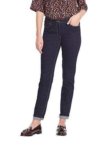 Balsamik - Jeans slim, statura + d'1,69m - donna - Size : 44 - Colour : Blu scuro