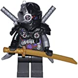 LEGO® Ninjago™ Minifigur GENERAL CRYPTOR with Weapon - Nindroid Leader - 2016 (70596)