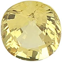 100% Natural Yellow Sapphire (Pukhraj/Guru) Certified Astrological Gemstone (2.75 CTS)