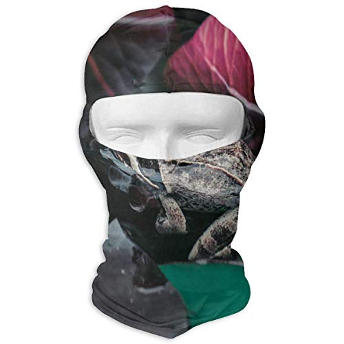 Sdltkhy Balaclava Watercolor Leopard Pattern Full Face Masks UV Protection Ski Headcover Motorcycle Neck Warmer Tactical Hood for Cycling Outdoor Sports Snowboard Women Men Youth Design6