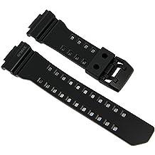Casio G-Shock Ersatzband Uhrenarmband Resin Band Schwarz für GBA-400 10479599