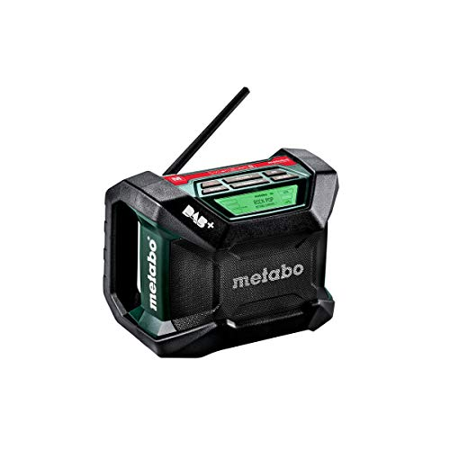 METABO Akku-Baustellenradio R 12-18 DAB+ BT (600778850);Karton