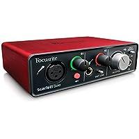 Focusrite - Scarlett solo interface audio usb 2.0