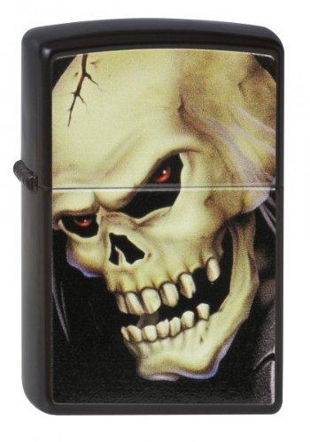 Zippo 2002384 Nr. 21064 Cracked Skull