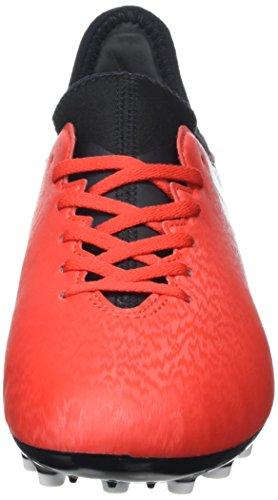 adidas Unisex-Kinder X 16.3 Ag J Fußballschuhe Rot (Red/Ftw White/C Black)