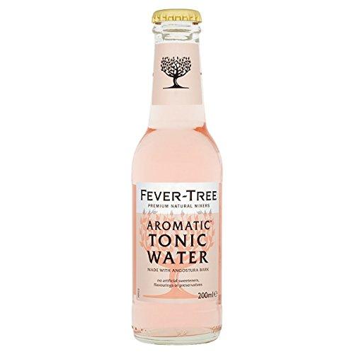 fever tree mediterranean tonic Fever-Tree Aromatic Tonic Water - 24 x 200ml Bottles