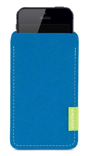 WildTech Sleeve für iPhone 4 & iPhone 4S - 14 Farben wählbar (Rost) Petrol