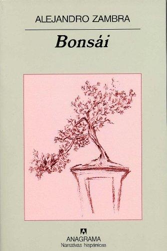 Portada del libro Bonsái (Narrativas hispánicas)