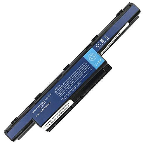 6400mah Notebook Laptop Akku für Acer Aspire 7741G 5742G 5750G 7750G 7740G 5755G 5742 AS10D31 AS10D3E AS10D41 AS10D51 AS10D61 AS10D71 AS10D73 AS10D75 AS10D81 eMachines Packard Bell