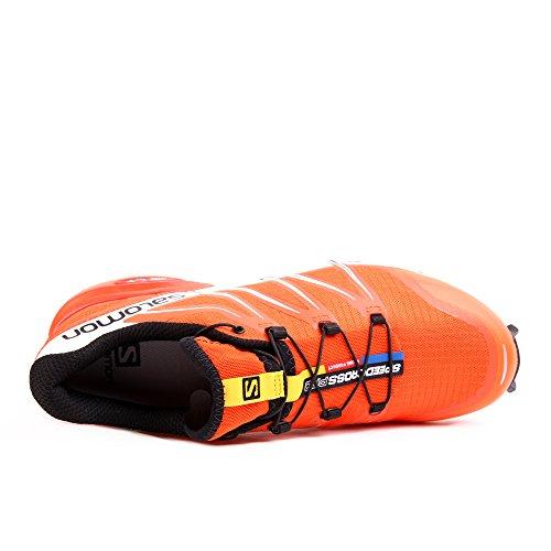 Salomon Speedcross Pro, Chaussures de trail homme Orange