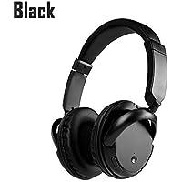 Auricolari Bluetooth 4.2 Cuffie Sportive Heavy Bass Wireless Noise  Cancelling Cuffie Stereo Hi-Fi per 46cf135dfce9