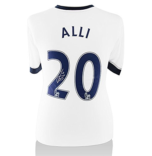 Dele-Alli-Signed-Autograph-Tottenham-Hotspur-Shirt-2015-2016-Home-Number-20