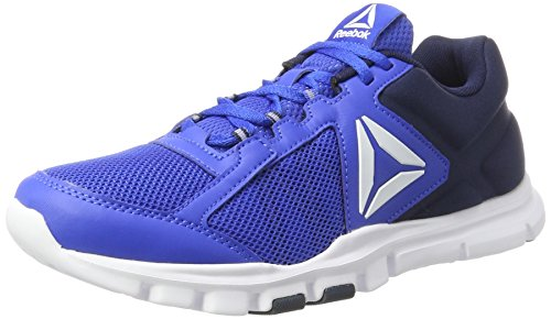 Blu Reebok Uomo Blu Mt Fitness 9 Essendo Navy vitale Bianco Scarpe Collegiata Yourflex 0 rxrfvq
