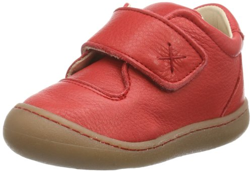 Pololo Primero berry 7-50-326 Unisex-Baby Lauflernschuhe, Rot (berry / 326), 20