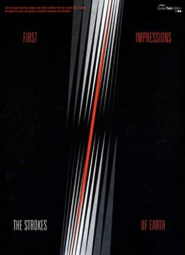 First Impressions of Earth (GTAB Songbook) (Paperback) by The Strokes (2006-04-01)