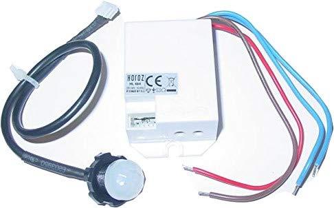 Mini Bewegungsmelder, 220-240V, 800W, LED, 6m Regler, Mini PIR Sensor, S120