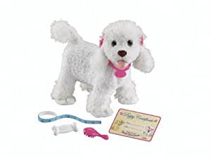 Mattel Puppy Grows & Knows - Puppy Poodle