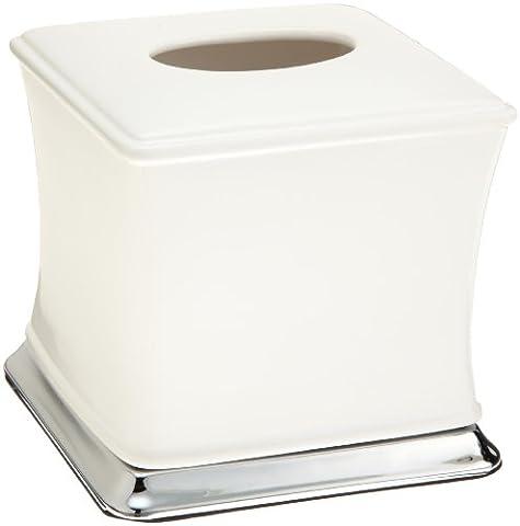 Populaire de bain Phoenix Argent en céramique Boîte à mouchoirs