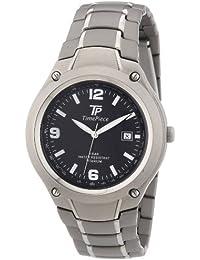 7e0e7f6c3685 TP Time Piece Titan TPGT-50227-21M - Reloj analógico de cuarzo para hombre