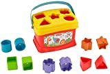 Fisher-Price - Bloques infantiles, con cubo transportable (Mattel K7167) - Fisher-Price - amazon.es