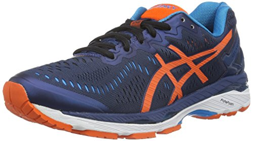 asics-gel-kayano-23-mens-running-shoes-blue-poseidon-flame-orange-blue-jewel-13-uk