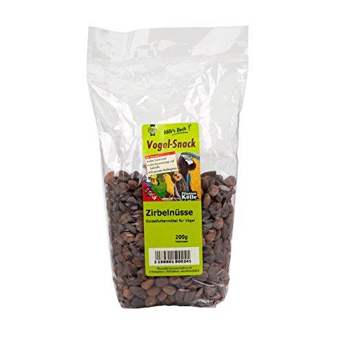 Kölle's Beste Vogel-Snack Zirbelnüsse, 200 g