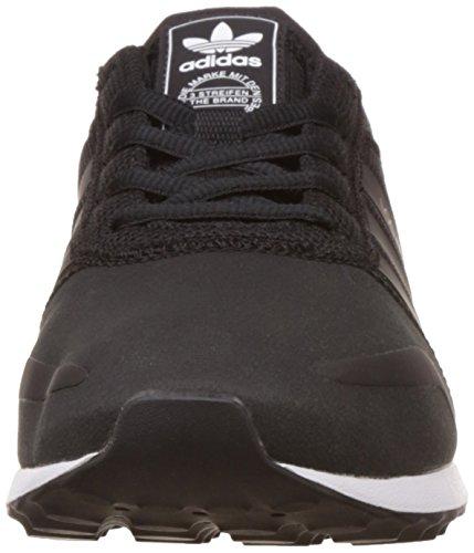 adidas Los Angeles, Sneaker Bas du Cou Femme Noir (Core Black/core Black/ftwr White)