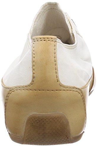 Candice Cooper Rock.allume, Sneakers Basses Femme Blanc (panna)
