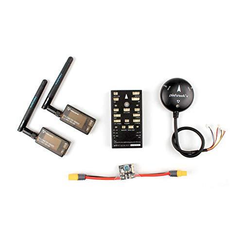 Faironly PIX32 PX4 2.4.6 Flight Controller M8N GPS PM Power Modul 433/915 MHz Funk-Teleemetrie 433mhz Ksx3221 Funk-gps-modul
