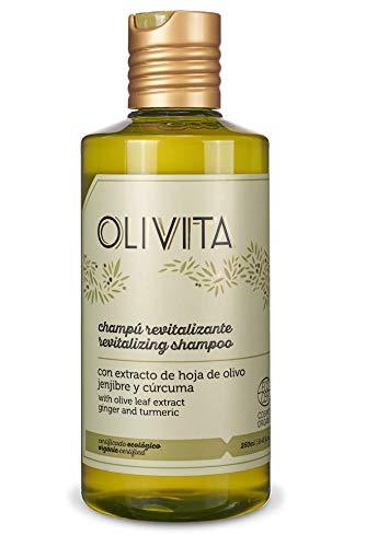 Revitalisierendes Shampoo ECO CERT (250 ml) - Olivita