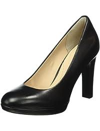Irregular ChoiceMal E Bow - Zapatos de Tacón Mujer, Color Rojo, Talla 39