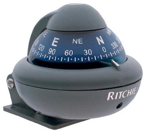 Ritchie x-10m Navigation 2Zifferblatt Sport Kompass (Gray)