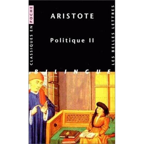 Politique, livre 2