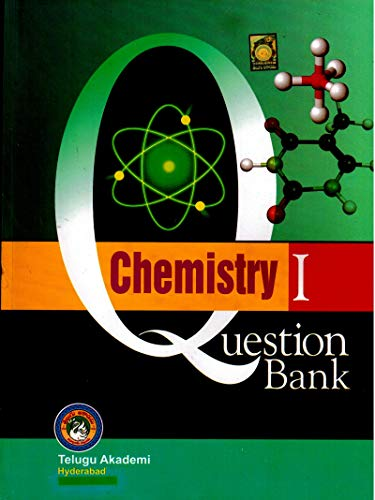 EAMCET Question Bank CHEMISRY I
