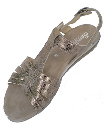 Semler G7078-034-028 Gloria Damen Sandale Panna