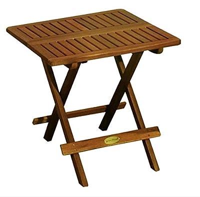 Garden Pleasure Klapptisch Tisch Holz Beistelltisch Holz FSC Eukalyptus