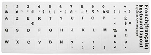 Autocollants pour clavier
