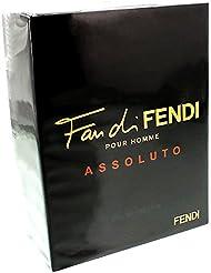 fad9907d2be2 Fendi Fan di pour homme Assoluto Eau de toilette en vaporisateur pour lui, 100  ml