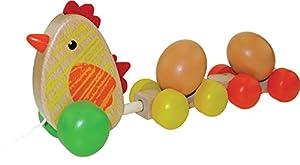 MAGNI-gallina tractable con Huevos de persianas, 2611