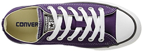 Converse Ctas Core Ox, Baskets mode mixte adulte Violet (Violet Foncé)