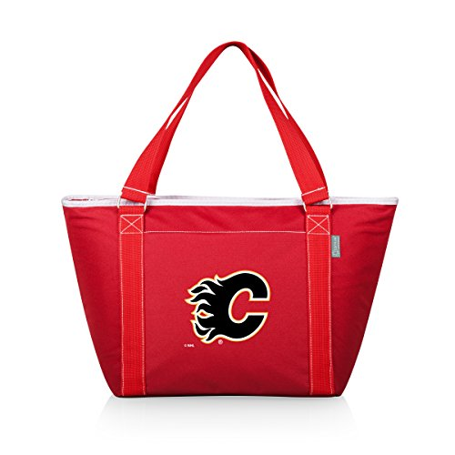(NHL Calgary Flames Topanga Isolierte Kühler Tote, Rot)