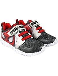 57bfe5f0e Para Spiderman Y Zapatos Amazon Niño Zapatillas es HTqSxnYI ...