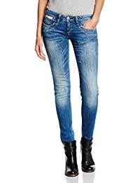 Herrlicher Damen Slim Jeanshose Piper Denim Stretch